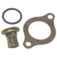 THERMOSTAT KIT, OMC STERNDRIVE/COBRA-Thermostat 3865961 160 , O-Ring 3852071, Gasket 3852111
