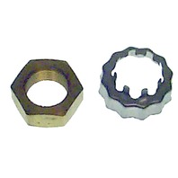 18-3708-1 3850984 Sierra Prop Nut & Keeper for OMC Volvo