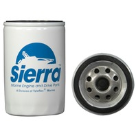 STERNDRIVE & INBOARD OIL FILTER For V-6 GM with Anti-Drain-Back Valve