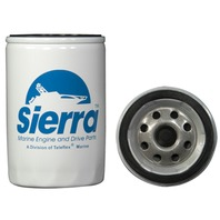 STERNDRIVE & INBOARD OIL FILTER-V-6 GM with Anti-Drain-Back Valve