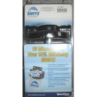 "FUEL WATER SEPARATOR KIT 10 MICRON-1/4"" Alum Bracket (18-7853-1) w/10 Micron Tall Filter (18-7945)"