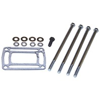 EXHAUST ELBOW/RISER MOUNTING KIT-OMC/Volvo GM Small Block V8 305-350cu.in.