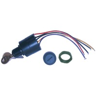 IGNITION SWITCH, 3 POSITION MAGNETO, 5 WIRE-Off-Run-Start