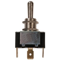 HEAVY DUTY 25 AMP TOGGLE SWITCH-Mom On-Off-Mom On, SPDT