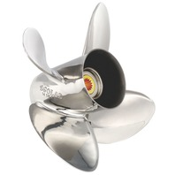 HR TITAN4 (E) 4-Blade SST 14 X 23 Propeller for MERCURY/MERCRUISER/HONDA 115-300HP