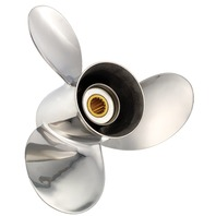 TITAN (F) SST 18.8 X 17 Pitch Propeller for Mercruiser Bravo II Stern Drive