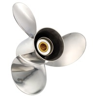 TITAN (D) SST 13.8 X 13 Propeller for YAMAHA/NISSAN/TOHATSU 60-140 HP Outboards