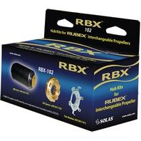 RBX203B RUBEX RBX  RUBBER HUB KIT-Series D/E: Yamaha; Bronze Hub