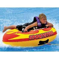 """53-1116 SPORTSTUBE PVC TUBE-Sportstube, 1-Rider Towable, 48"""""""