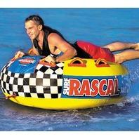 "RASCAL OPEN TOP TUBE-Rascal Towable, 1-Rider, 56"""