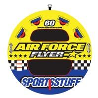 "53-1646 Sportsstuff AIR FORCE DECK FLYER TUBE, 1-Rider, 60"""