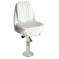 Springfield Marine Seafarer Chair Package, White, ABYC Code B