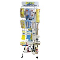 EXTEND-A-BRUSH MINI TOWER DISPLAY-Extend-A-Brush Mini Tower Display