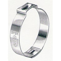 """OETIKER  HOSE CLAMPS 100 PACK-113R 7/16"""" Dia."""