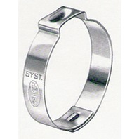 """OETIKER  HOSE CLAMPS 100 PACK-133R 1/2"""" Dia."""