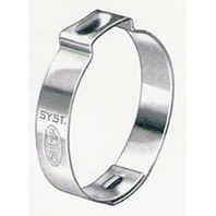 """OETIKER  HOSE CLAMPS 100 PACK 185R 23/32"""" Dia."""