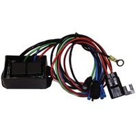 ATLAS  HYDRAULIC JACKING PLATE-Replacement Wiring Harness Kit with Relay