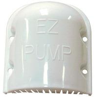 "EZ-PUMP  BAITWELL SCREEN/PICKUP-3-3/8""(Medium) for 1""-2-1/2"" Intake, White"
