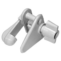 Pontoon Boat Gray Gate Latch