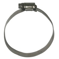 """STAINLESS STEEL HOSE CLAMPS, DISPLAY PACKED PAIR-Std 16, 11/16"""" - 1-1/2"""""""