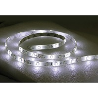 "LED FLEX STRIP ROPE LIGHT, ADHESIVE BACKED-LED Rope Light, 24"", Cool White"