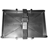 BATTERY TRAY WITH STAINLESS STEEL BUCKLE-29/31 Series Batteries