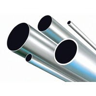"""STAINLESS STEEL TUBING-6'L, 7/8"""" OD"""