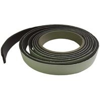 "FOAM RUBBER HATCH SEAL TAPE-1/8"" Thick x 3/4"" Wide , 8' Roll"