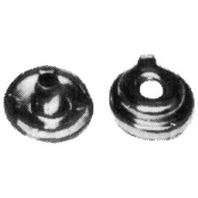 PULL-THE-DOT FASTENERS-Female (4) - Attaches to Cloth