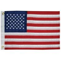 """SEWN NYLON 50 STAR  US FLAG-36"""" x 60"""" American Flag"""
