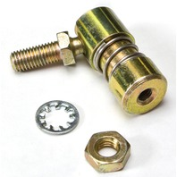 3300/33C ENGINE END FITTINGS-Ball Joint, 1/4-28 QR