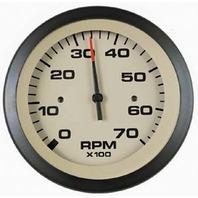 """SAHARA  SIGNATURE SERIES GAUGE-3"""" Tachometer,7k, O/B Alt & 4-Cycle Gas"""