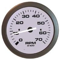 "DRIFTWOOD  SIGNATURE SERIES GAUGE-3"" Tachometer,7k, O/B Alt & 4-Cycle Gas"