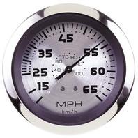 """STERLING OEM SERIES PREMIUM GAUGE-3"""" Speedometer 10-65 MPH, w/Pitot"""