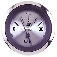 """STERLING OEM SERIES PREMIUM GAUGE-2"""" Oil Pressure 0-80 psi"""