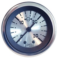 """STERLING OEM SERIES PREMIUM GAUGE-2"""" Water Pressure Kit 30 PSI O/B"""