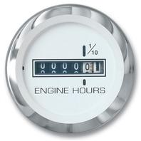 "LIDO SERIES PREMIUM GAUGE-2"" Hourmeter"