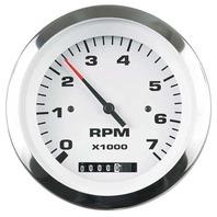 "LIDO SERIES PREMIUM GAUGE-3"" Tachometer, Electric, O/B & 4-Stroke Gas Engines"