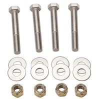 "BOAT JACK PLATE TRANSOM MOUNTING BOLT KIT-Mounting Bolts 3.5"" 4pk"