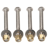 "JACK PLATE MOUNTING BOLT KIT-Mounting Bolts 4.5"" 4pk"