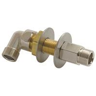 "SEASTAR SOLUTIONS HYDRAULIC 3/4"" Bulkhead Fitting Kit, Single Cylinder"