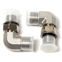 """SEASTAR SOLUTIONS TOURNAMENT CYLINDER-ORB Elbow Fitting Service Kit, Pair 3-8"""""""