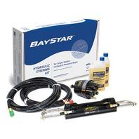 BAYSTAR HYDRAULIC OUTBOARD STEERING SYSTEM KIT