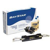 SEASTAR HYDRAULIC OUTBOARD STEERING SYSTEM-SeaStar Kit, w/o Hoses
