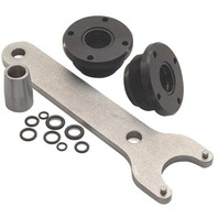 SEASTAR HYDRAULIC CYLINDER Seal Kit W/Wrench for Front Mt Cylinders HC5340, HC5342, HC5345