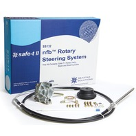 NFB SAFE-T II OUTBOARD ROTARY STEERING SYSTEM-11' NFB Rotary Package