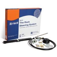 SEASTAR SINGLE BACK MOUNT RACK STEERING SYSTEM-11' Rack Package