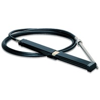 SEASTAR BACK MOUNT SINGLE RACK REPLACEMENT CABLE-Steering Cable 12'