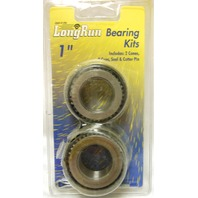 "81110 Tie Down Trailer ROLLER BEARING KIT 1"" Bearings"
