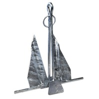 HOOKER QUIK-SET ANCHOR-15HQ; 8#; 28-30' Boat Length